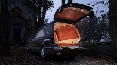 karawan oświetlenie limuzyna